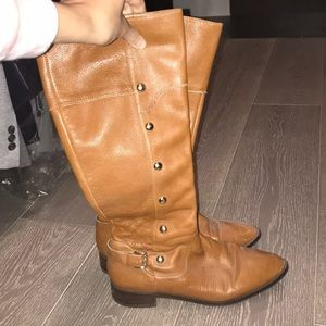 Michael kors luggage color boots
